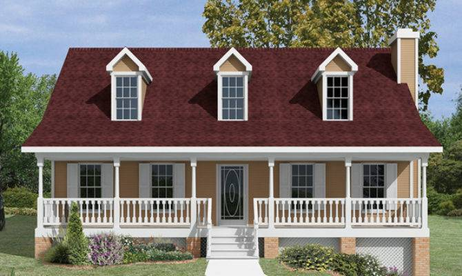 Hamlin Park Country Home Plan House Plans More