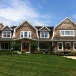Hamptons Style House Built