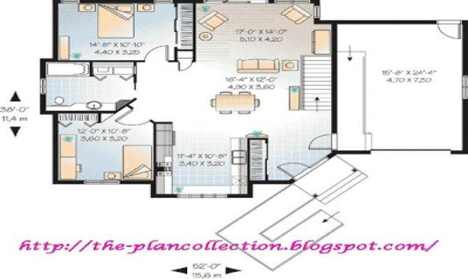 Handicap Mother Law Suite Plans Home Design Idea