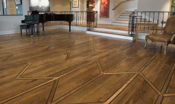 Hardwood Flooring Design Types Can Install