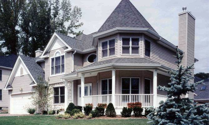 Hardy Victorian Home Plan House Plans More