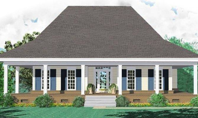 Harmonious Farmhouse Plans Single Story Architecture