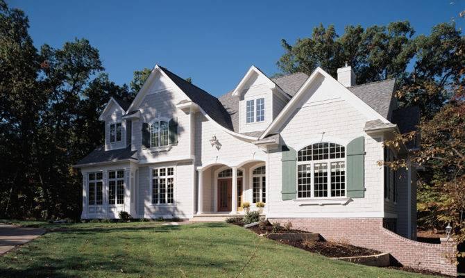 Harmonious Luxury Lake Home Plans Building