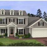 Harrison Glen Colonial Home Plan House Plans