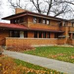 Harry Goodrich House Frank Lloyd Wright
