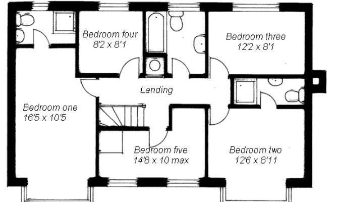 Harvester Homes Floor Plans Tudor House