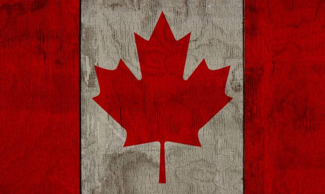 Have Read Article Canada Flag Canadian Collection