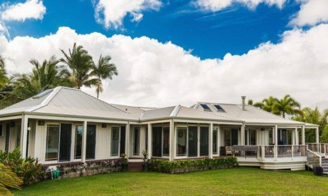 Hawaiian Ranch Bungalow Style Home Plans Joy Studio
