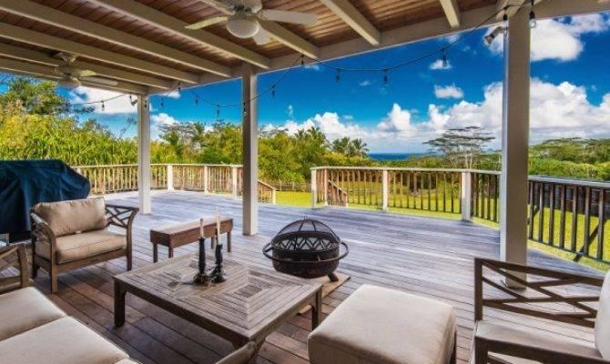 Hawaiian Style Plantation Home Guest House
