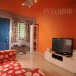 Hdb Room Flat Interior Design Simple Nice Living
