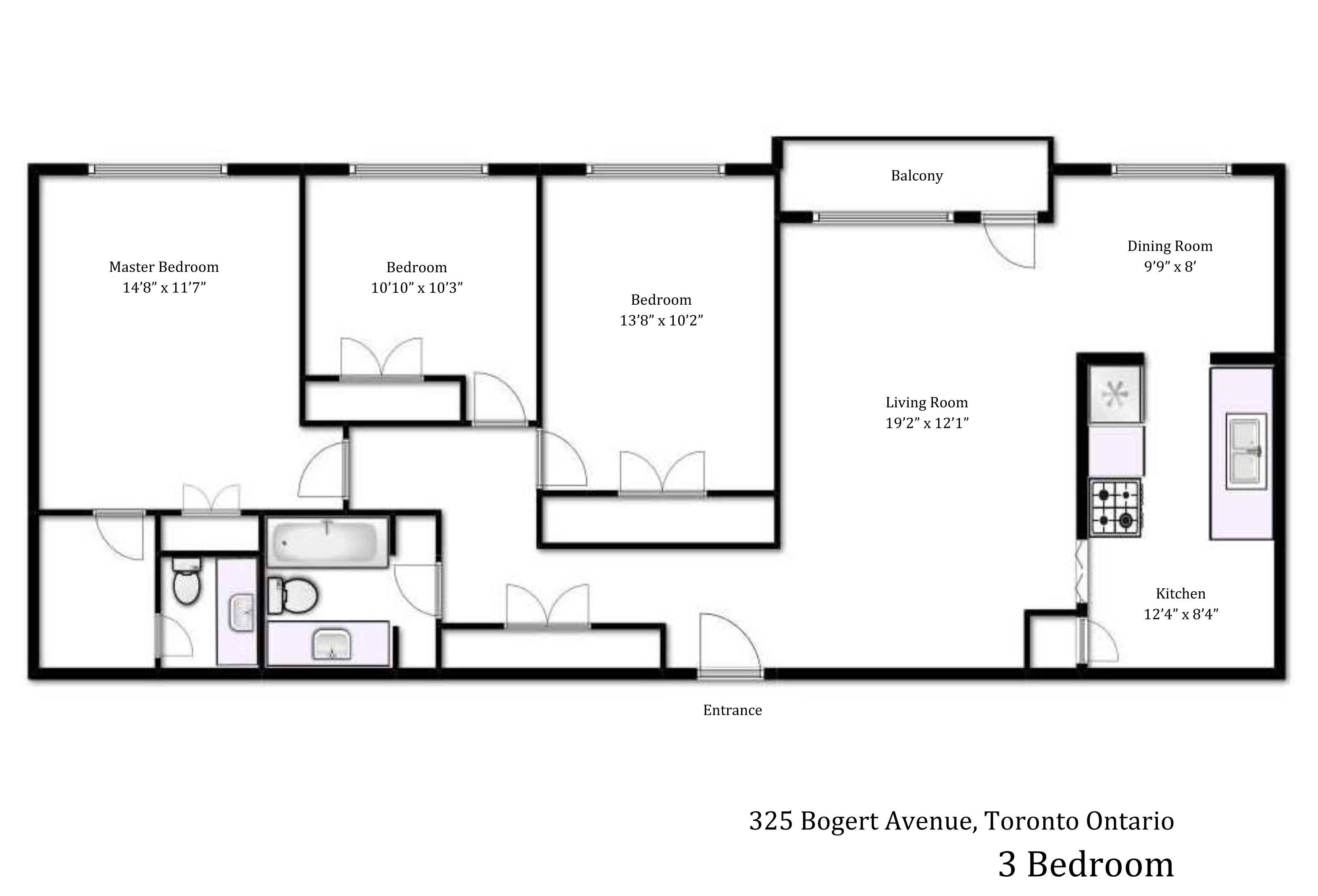 Heath Residence Bogert Ave