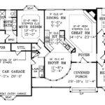 Heatherstone Victorian Home Plan House Plans More
