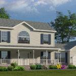 Helena Two Story Style Modular Homes