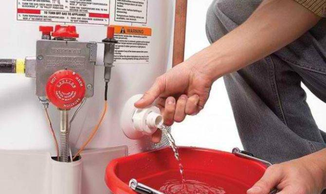 Helpful Tips Water Heater Tune Save Winter
