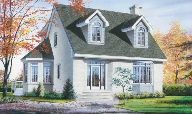 Hempstead New England Home Plan House Plans