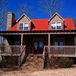 Here Home House Plans Small Lake Cottage
