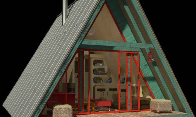 Here Menu Tiny Houses Your Weekend Diy Project