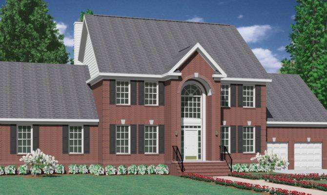 Heritage Home House Plans Design