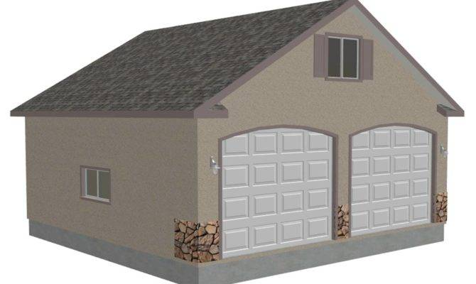 Herrold Detached Garage Bonus