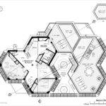 Hexagon House Plans Willian Son Buscar Con Google