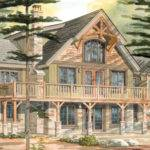 High Cottage Homes Plans Home Design