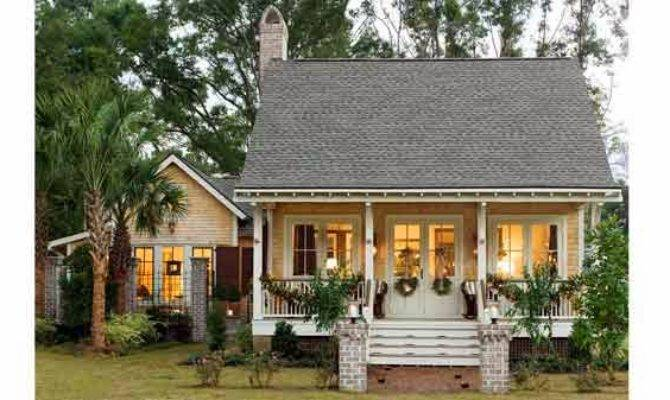 High Cottage Living House Plans Small