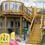 High Deck Designs Elevation Decks