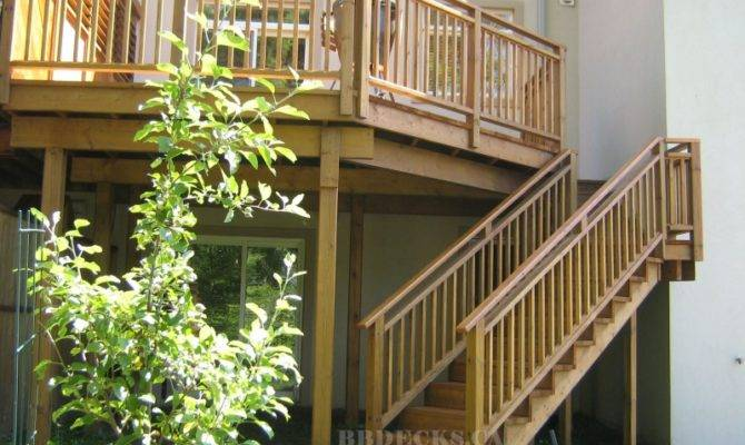 High Deck Ideas Home Building Plans