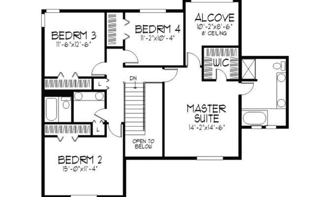 High Farm English Tudor Home Plan House Plans
