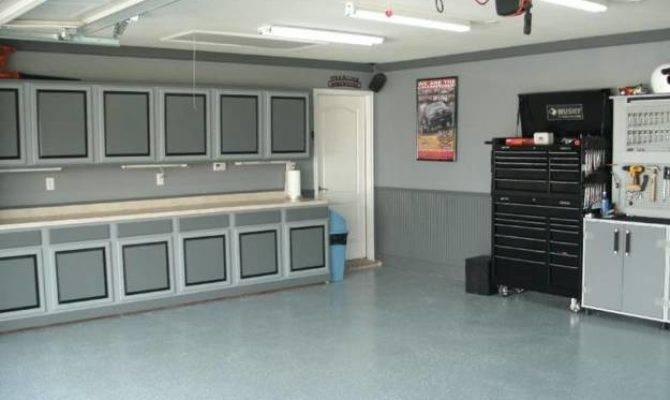High Garage Interior Design Car