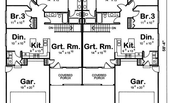 High Multi Home Plans