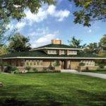 High Prairie Style Home Plans