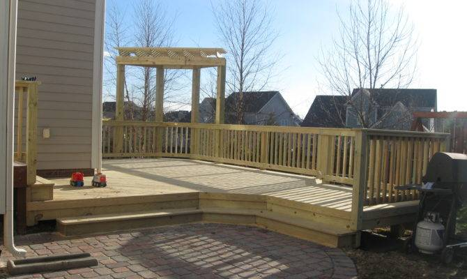 High Quality Deck Patio Ideas Decks Pavers Patios