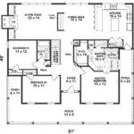 High Quality Square Foot Ranch House Plans