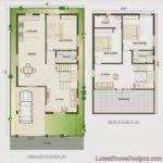 High Small Duplex House Plans Bhk