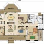 Highland Acerage House Plan