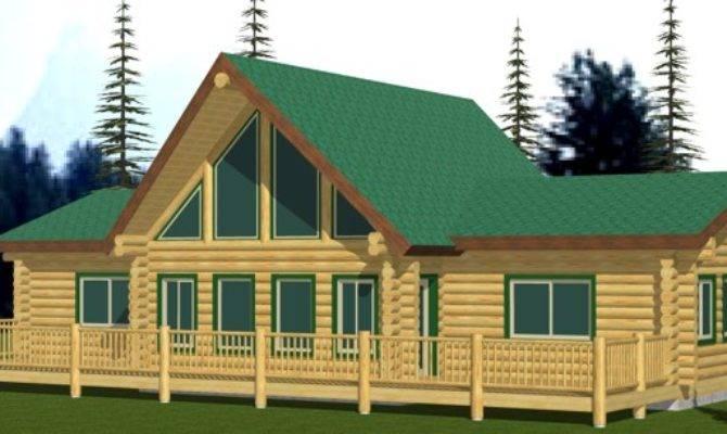 Highlander Best Log Home Kit