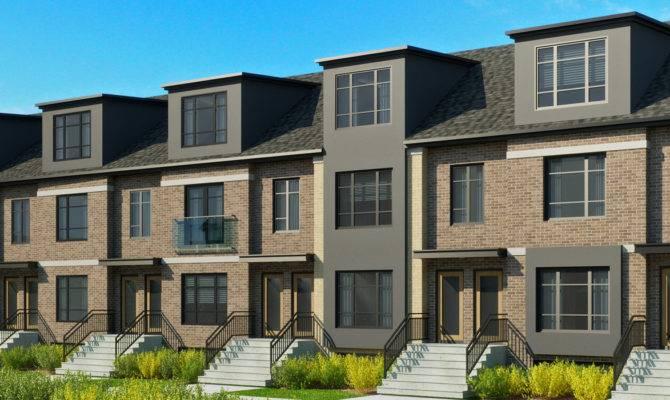 Highlands Lasalle Duplexes Condos Two Floors