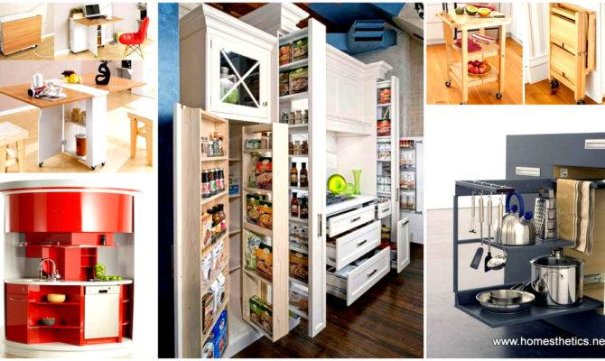 Highly Functional Space Saving Ideas Your Tiny Home