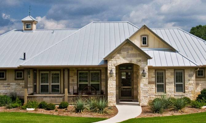 Hill Country Custom Home Builder Authentic Homes