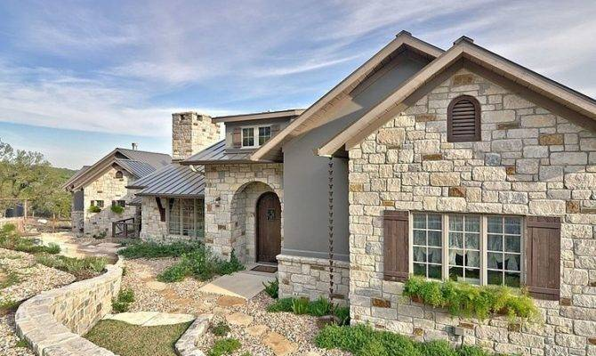 Hill Country Dream Schmidt Custom Homes Architecture Interior