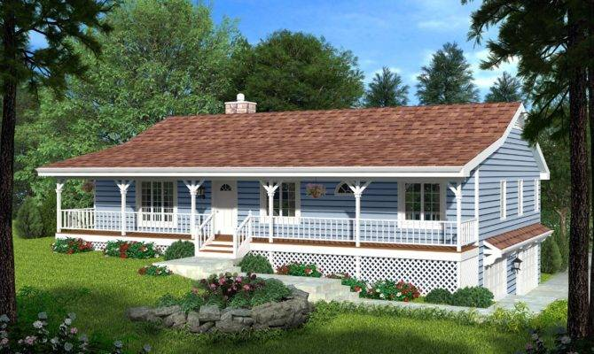 Hillside House Plans Homes