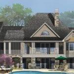 Hillside House Plans Walkout Basement Luxury