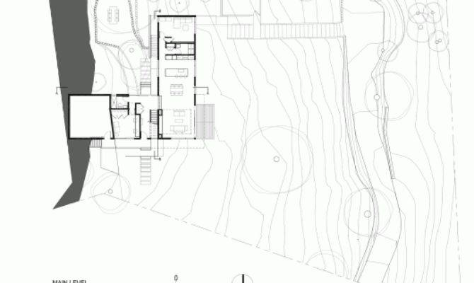 Hillside House Shands Studio Archdaily