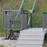 Hillside Lifts Outdoor Elevator Trams