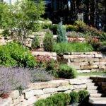 Hilly Backyard Your Home Landscaping Ideas Sloped Front Yard