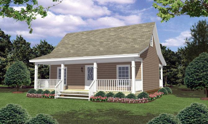 Himalaya Vacation Cabin Home Plan House Plans More