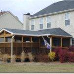 Hip Roof Design Screened Porch Gable
