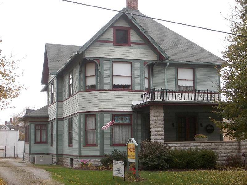 Historic Home Marion Ohio Oldhouses