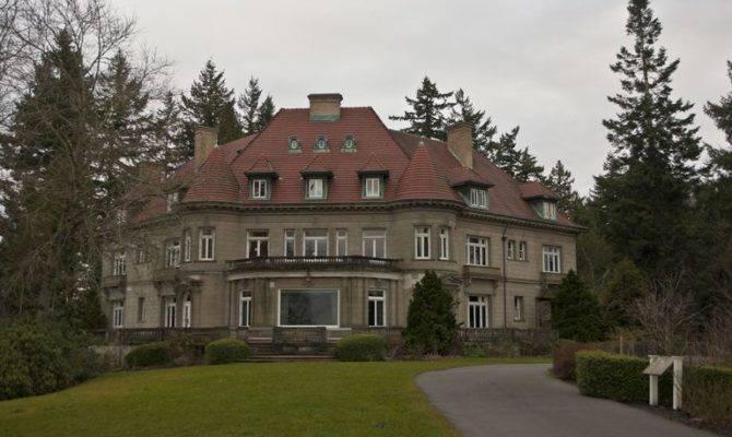 Historic Mansions Open Public Famous American